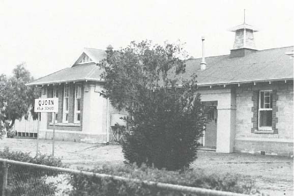 Quorn Area School in 1968